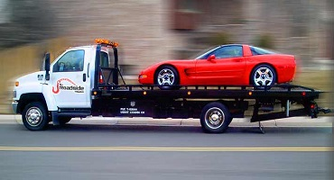 Flatbed tow